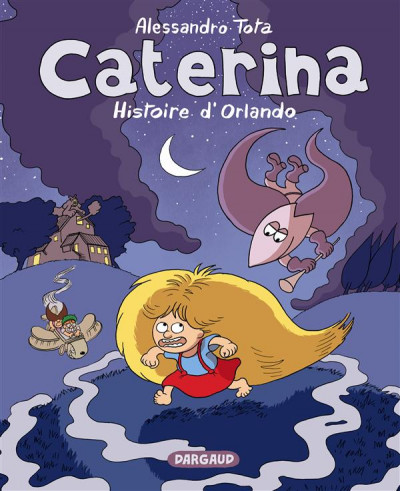 Couverture Caterina tome 2