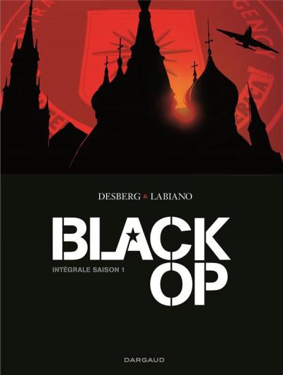 Couverture Black Op Intégrale saison 1