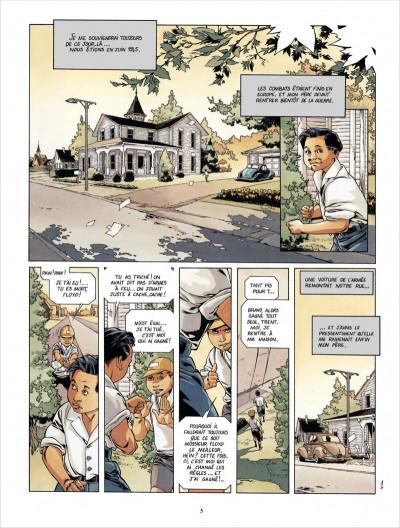 Page 5 Black Op Intégrale saison 1