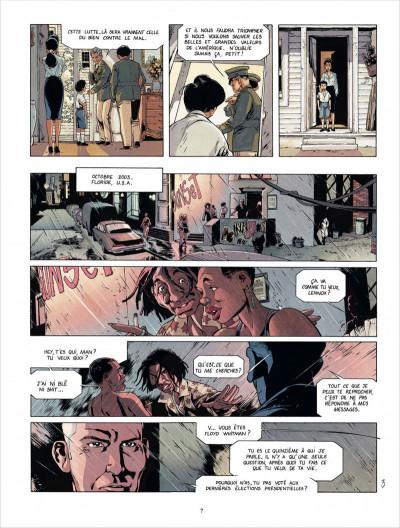 Page 7 Black Op Intégrale saison 1