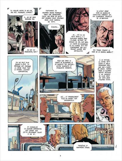 Page 8 Black Op Intégrale saison 1