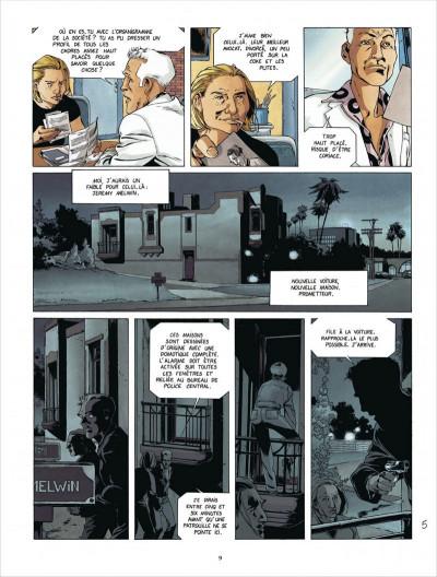 Page 9 Black Op Intégrale saison 1