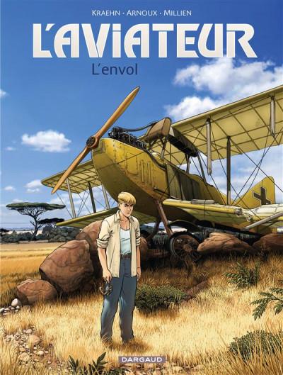 Couverture L'aviateur tome 1