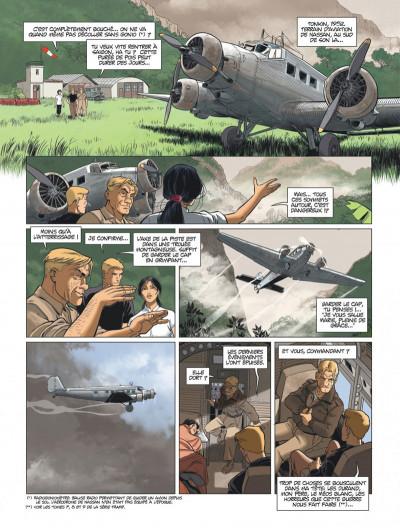 Page 3 L'aviateur tome 1