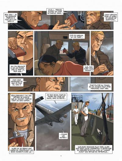 Page 4 L'aviateur tome 1