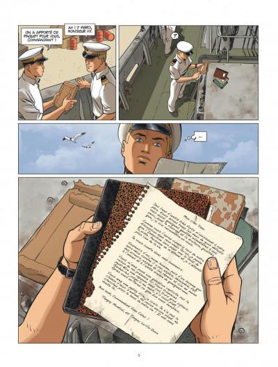 Page 5 L'aviateur tome 1