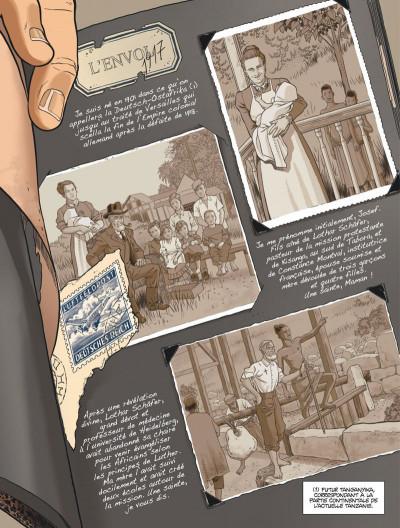 Page 6 L'aviateur tome 1
