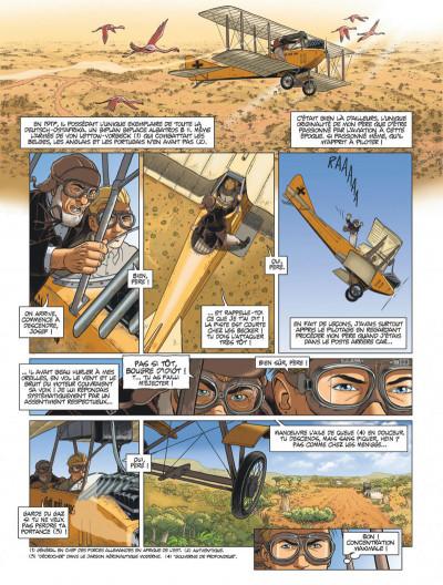 Page 8 L'aviateur tome 1