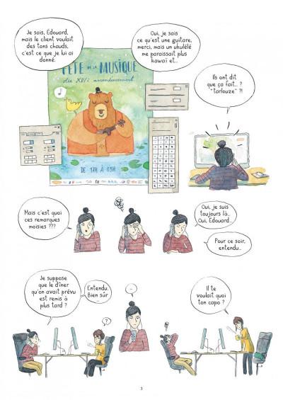 Page 3 Les jours sucrés