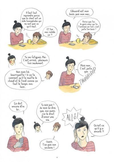 Page 4 Les jours sucrés