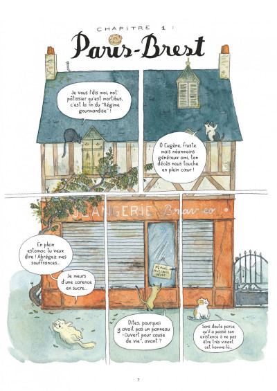 Page 7 Les jours sucrés