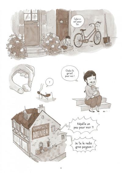 Page 8 Les jours sucrés