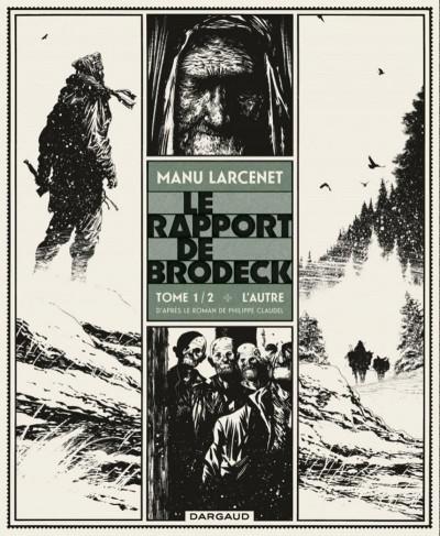 Couverture Le rapport de Brodeck tome 1