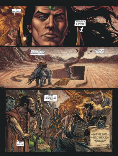 Page 6 chroniques de la lune noire - intégrale tome 5