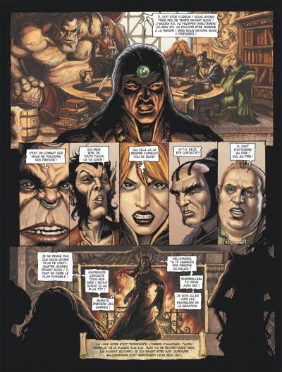 Page 7 chroniques de la lune noire - intégrale tome 5