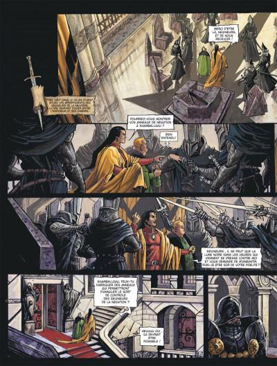 Page 8 chroniques de la lune noire - intégrale tome 5