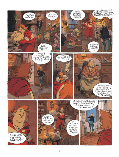 Page 9 Bouts de ficelles