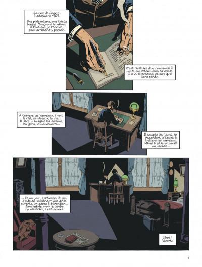 Page 5 Mort au tsar tome 2