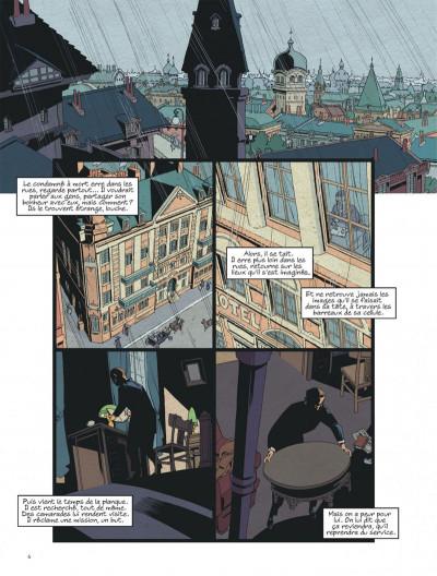 Page 6 Mort au tsar tome 2