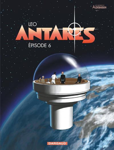 Couverture Antarès tome 6