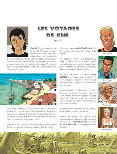 Page 2 Antarès tome 6