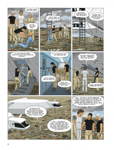 Page 8 Antarès tome 6
