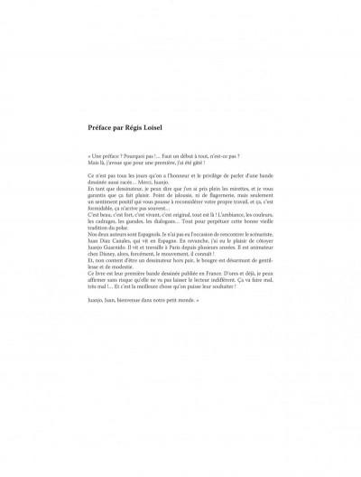 Page 3 Blacksad l'intégrale