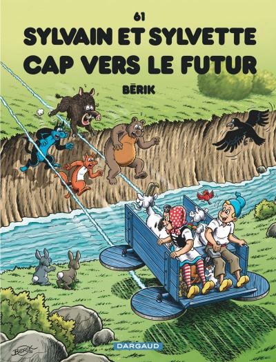 image de Sylvain et Sylvette tome 61 - Cap vers le futur
