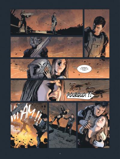 Page 4 Mémoires de la guerre civile tome 1