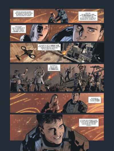 Page 5 Mémoires de la guerre civile tome 1