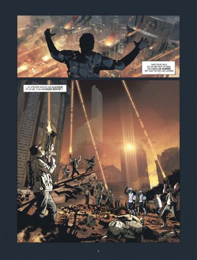Page 6 Mémoires de la guerre civile tome 1