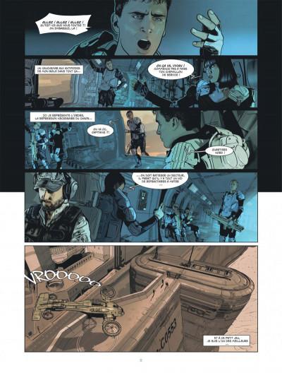 Page 8 Mémoires de la guerre civile tome 1