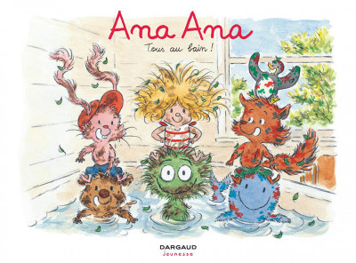 Couverture Ana Ana tome 6