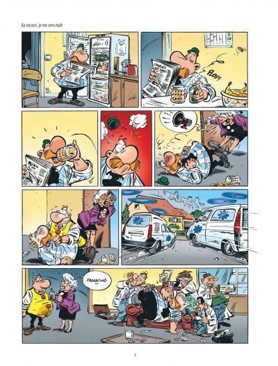 Page 8 Les impétueuses tribulations d'Achille Talon tome 2