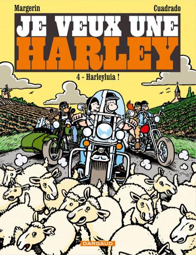 image de Je veux une Harley tome 4 - Harleyluia !