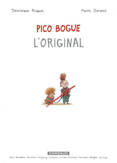 Page 1 Pico Bogue tome 8