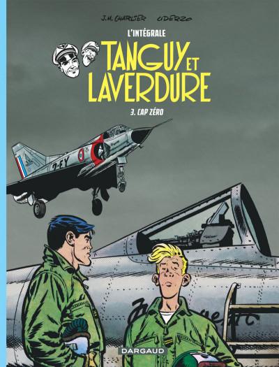 Couverture Les aventures de Tanguy et Laverdure intégrale tome 3