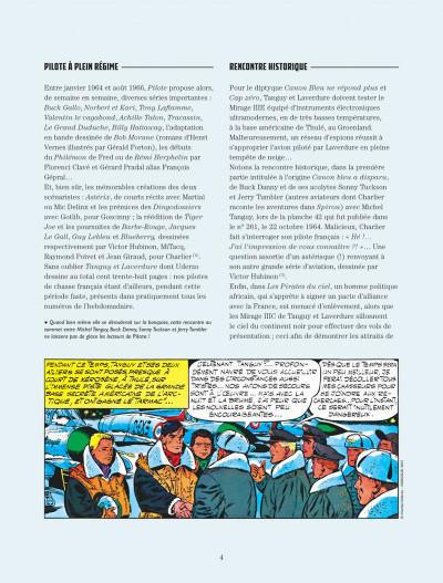 Page 4 Les aventures de Tanguy et Laverdure intégrale tome 3