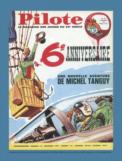 Page 8 Les aventures de Tanguy et Laverdure intégrale tome 3