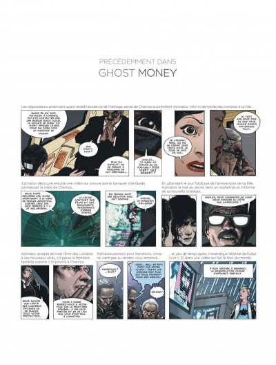 Page 2 Ghost money tome 5