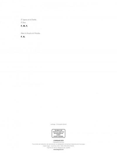 Page 2 Chroniques de la lune noire tome 17