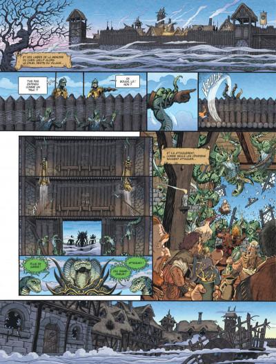 Page 4 Chroniques de la lune noire tome 17
