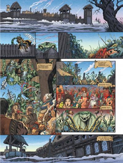Page 5 Chroniques de la lune noire tome 17