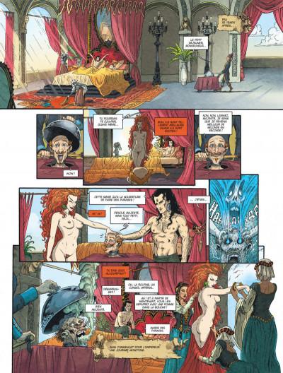 Page 6 Chroniques de la lune noire tome 17