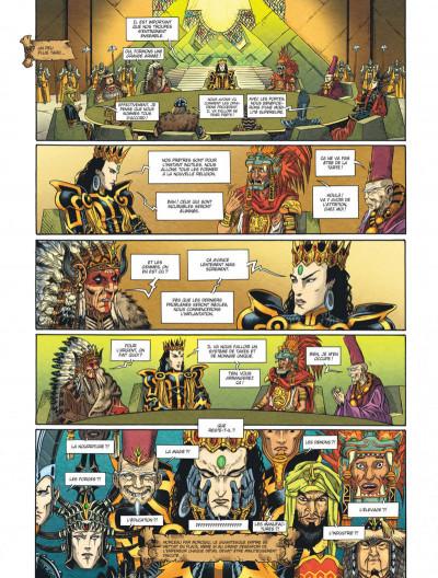 Page 7 Chroniques de la lune noire tome 17