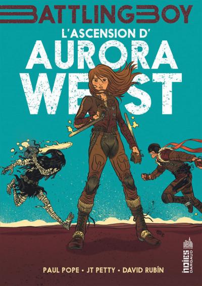 Couverture Aurora West tome 1