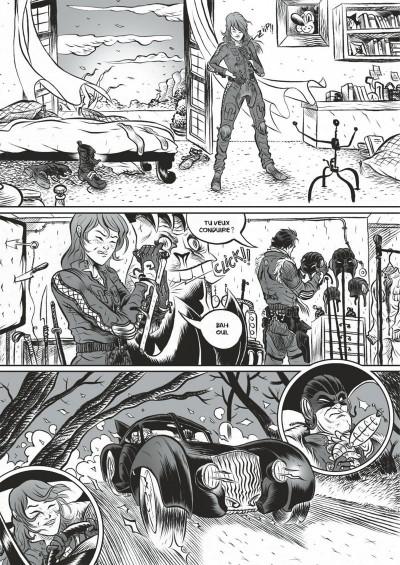 Page 6 Aurora West tome 1