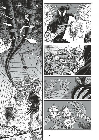 Page 7 Aurora West tome 1
