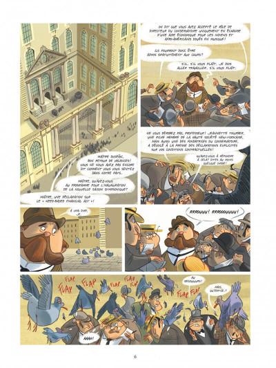 Page 6 Violette autour du monde tome 2 - La symphonie du nouveau monde
