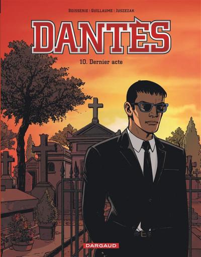 Couverture Dantès tome 10